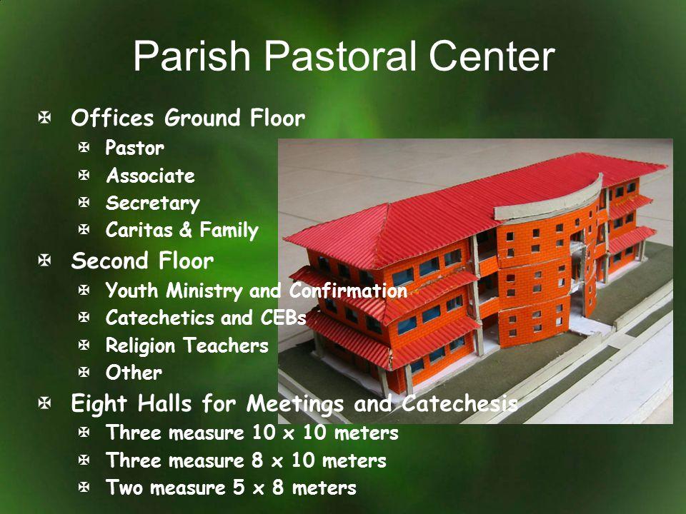 Parish Pastoral Center