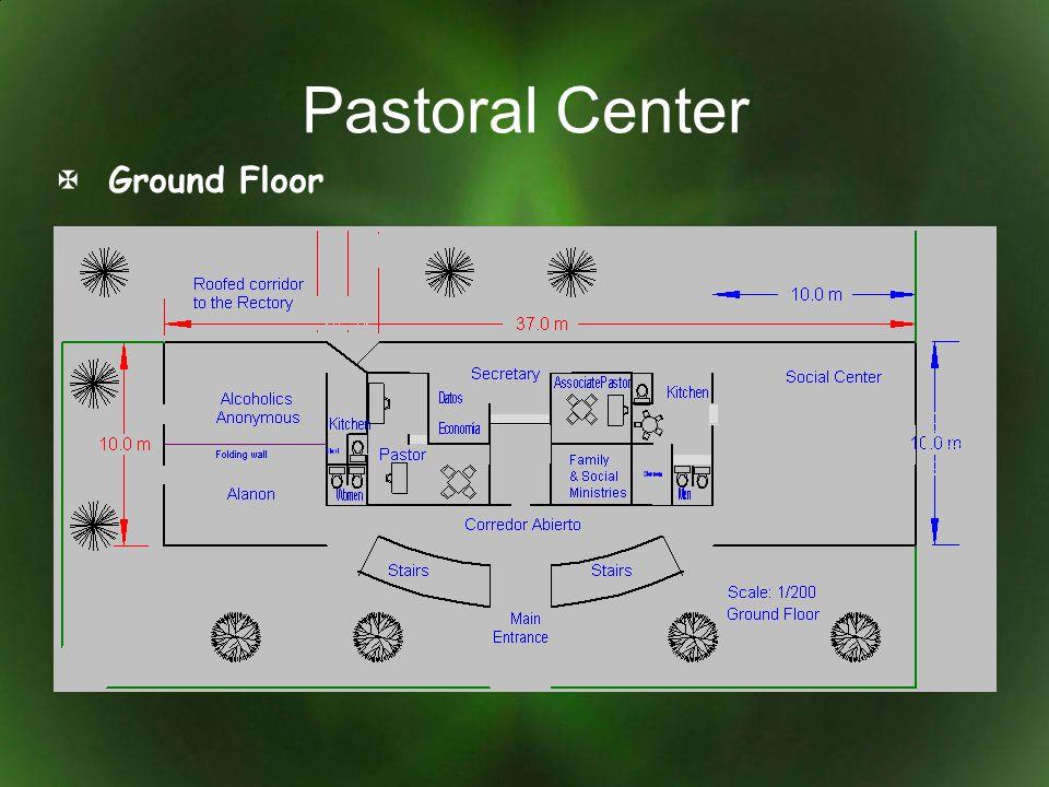 Pastoral Center Ground Floor
