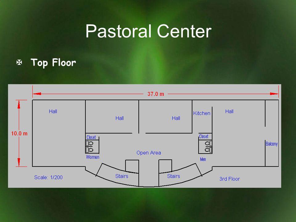 Pastoral Center Top Floor