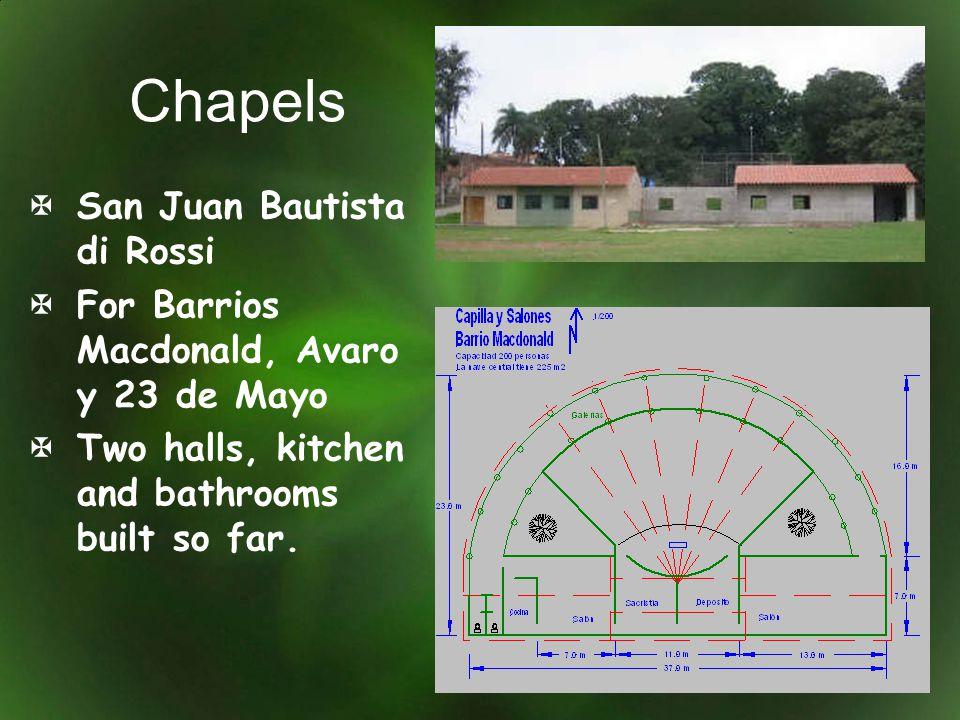 Chapels San Juan Bautista di Rossi