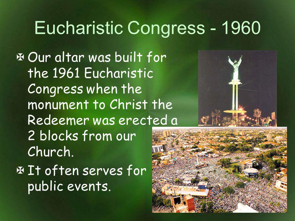 Eucharistic Congress - 1960