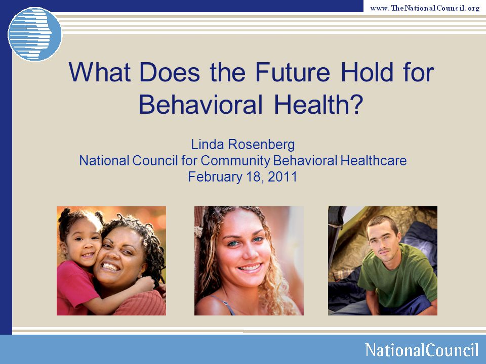 What Does the Future Hold for Behavioral Health