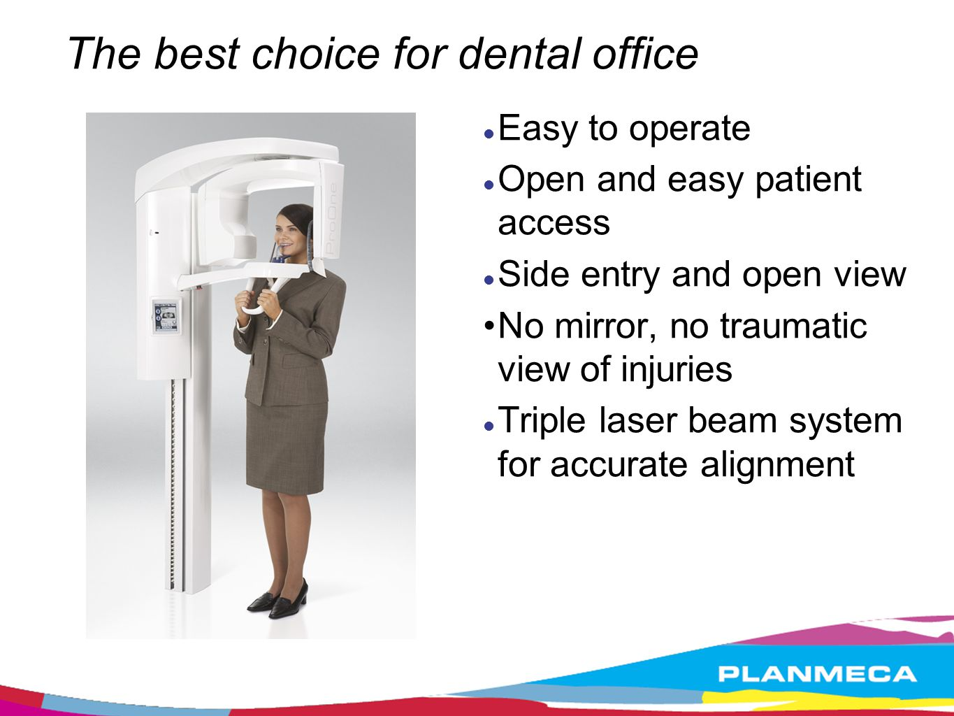 The best choice for dental office