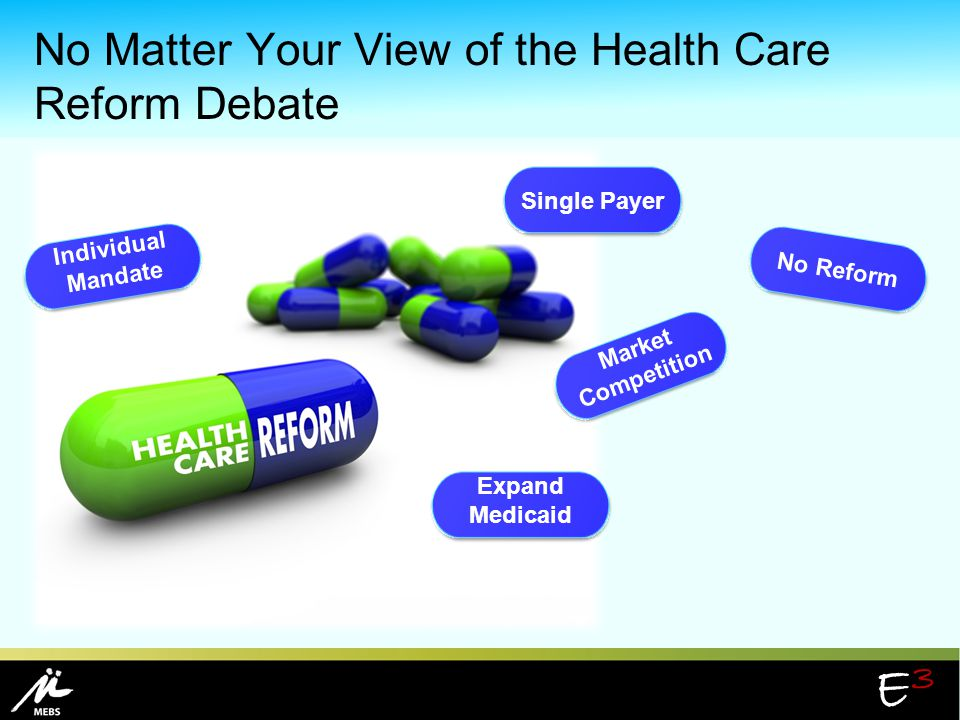 No Matter Your View of the Health Care Reform Debate