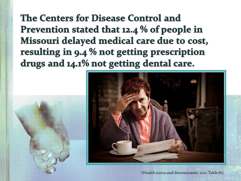 The Centers for Disease Control and Prevention stated that 12