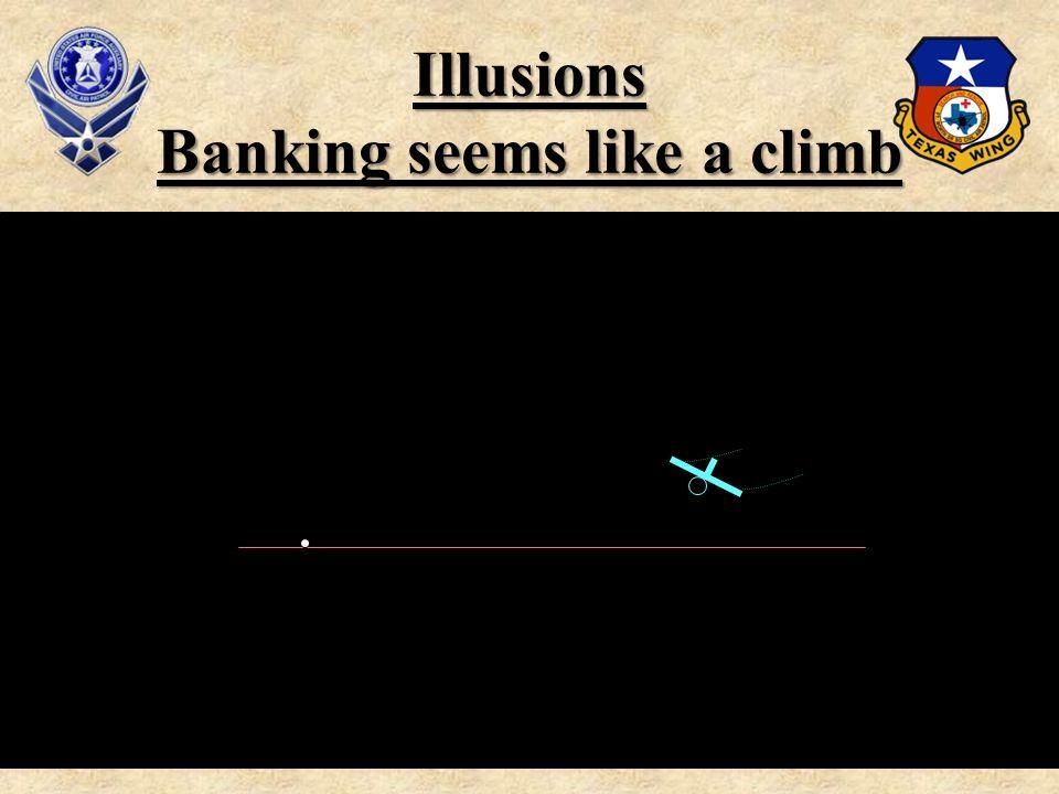 Illusions Banking seems like a climb