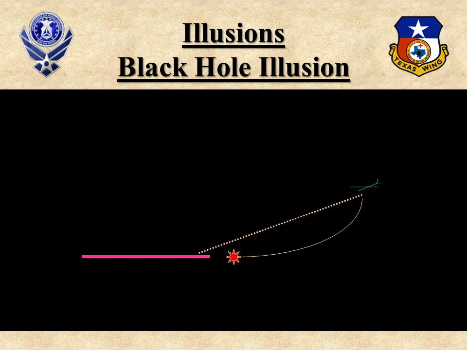 Illusions Black Hole Illusion