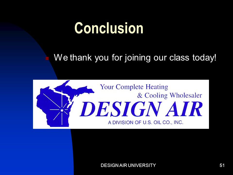 Conclusion We thank you for joining our class today!