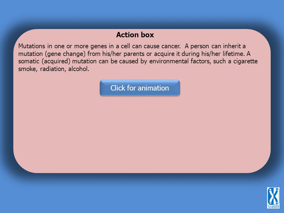 Action box Click for animation
