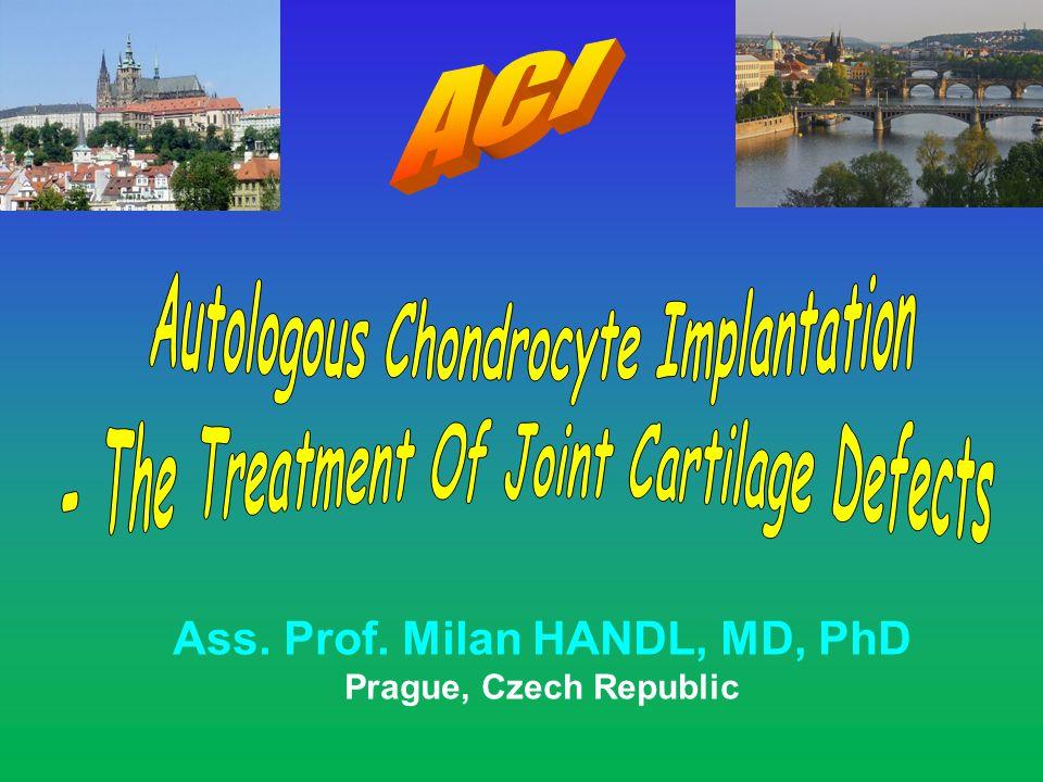 Autologous Chondrocyte Implantation