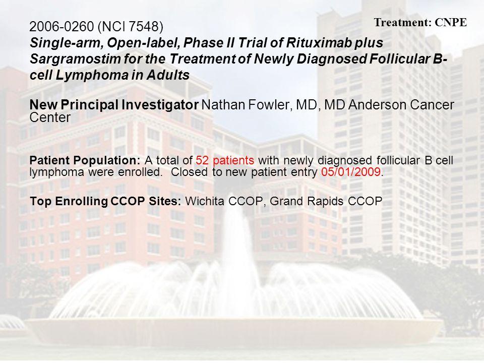 Treatment: CNPE