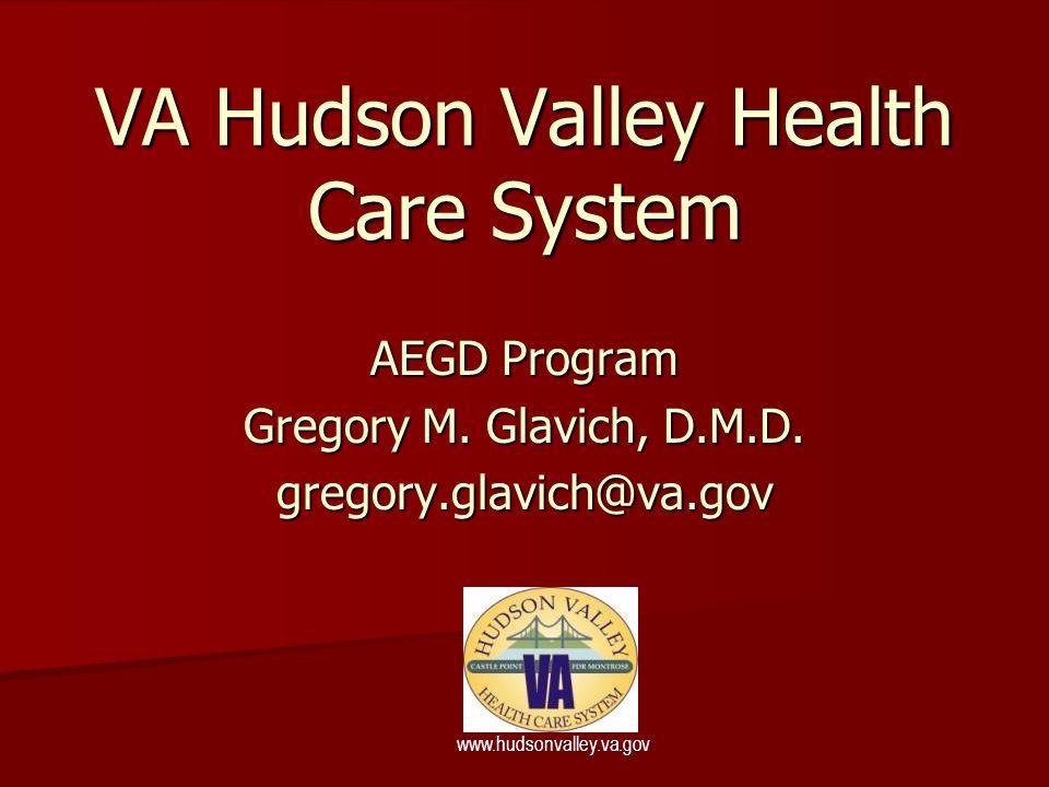 VA Hudson Valley Health Care System