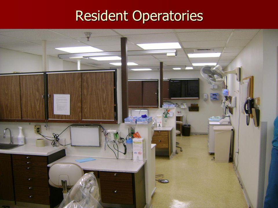 Resident Operatories