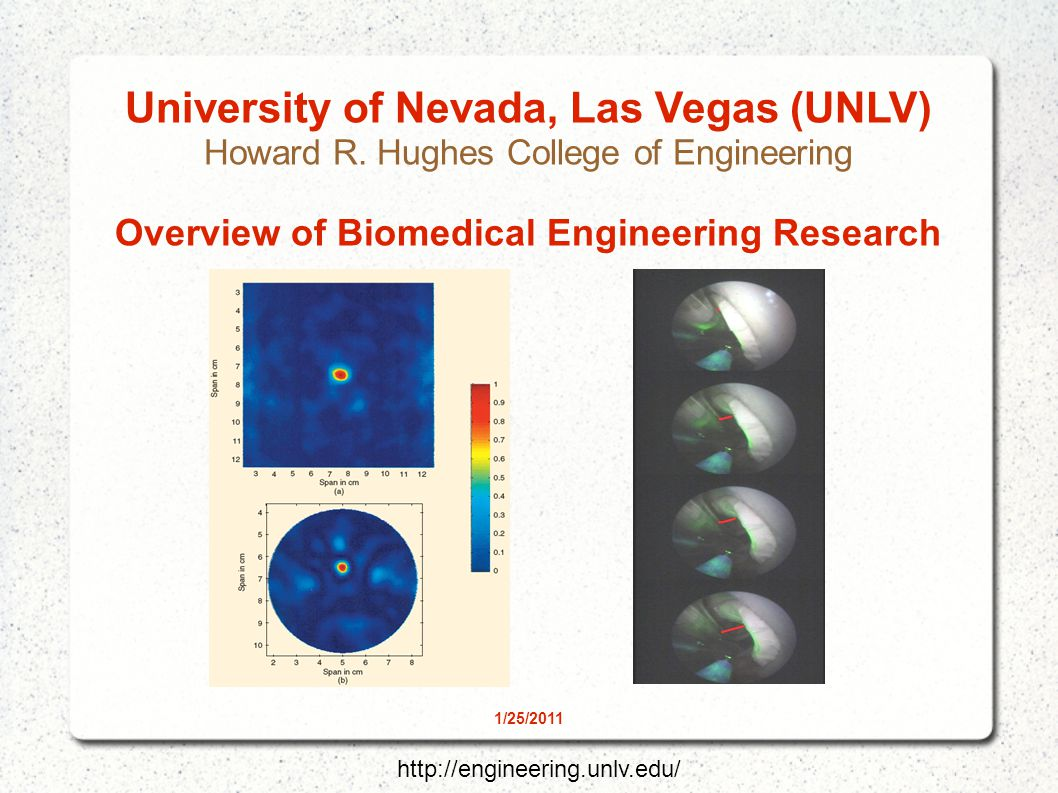 University of Nevada, Las Vegas (UNLV) Howard R