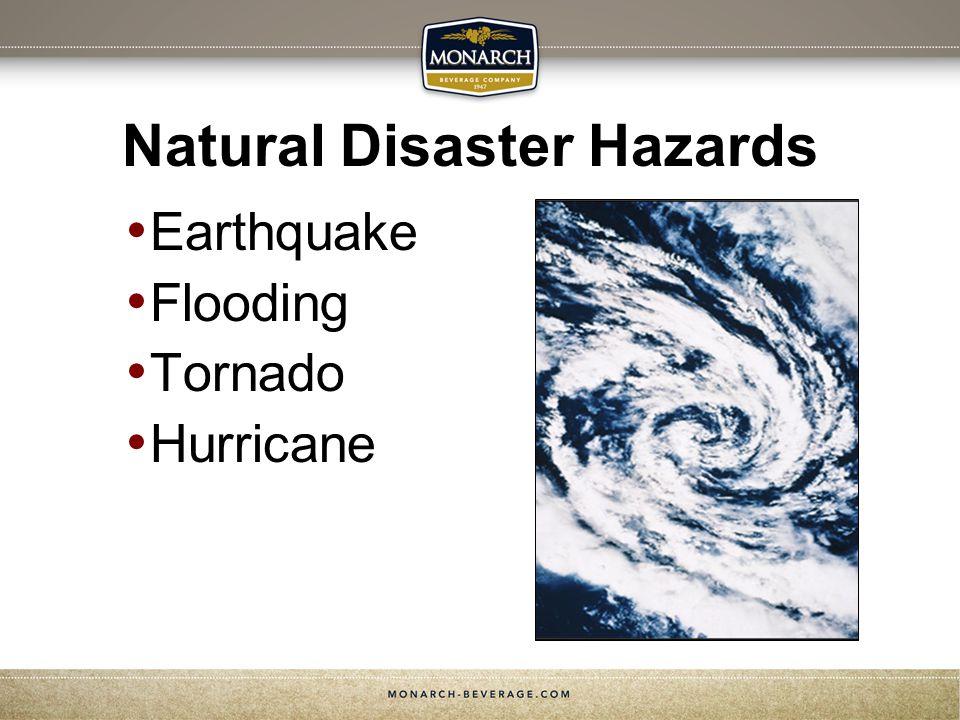 Natural Disaster Hazards