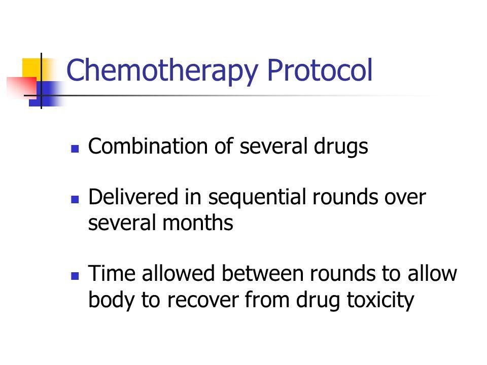 Chemotherapy Protocol