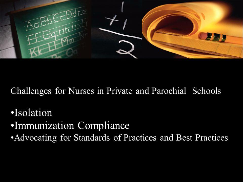 Immunization Compliance