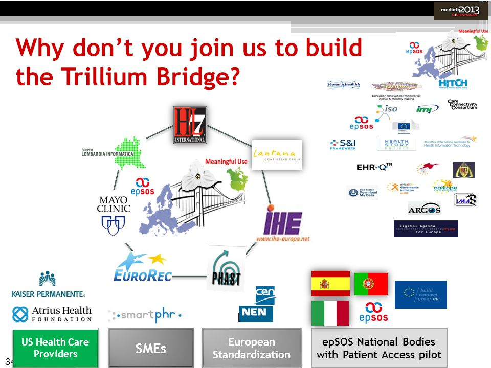 Why don't you join us to build the Trillium Bridge