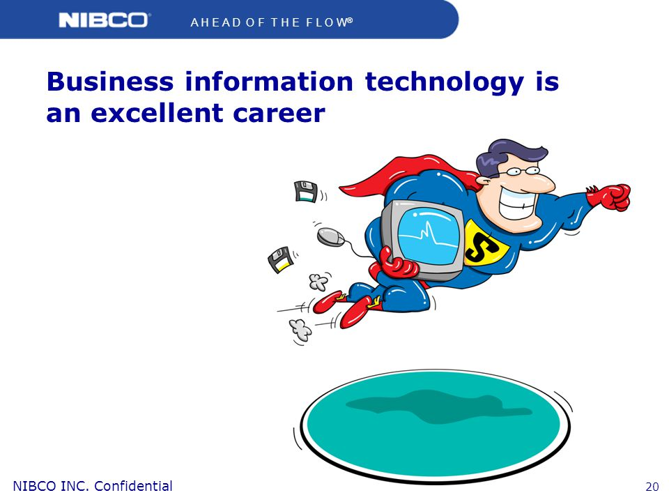 Business information technology is an excellent career
