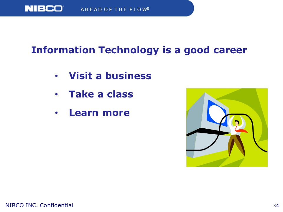 Information Technology is a good career