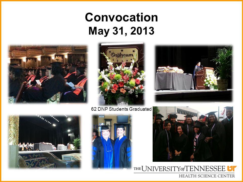 62 DNP Students Graduated