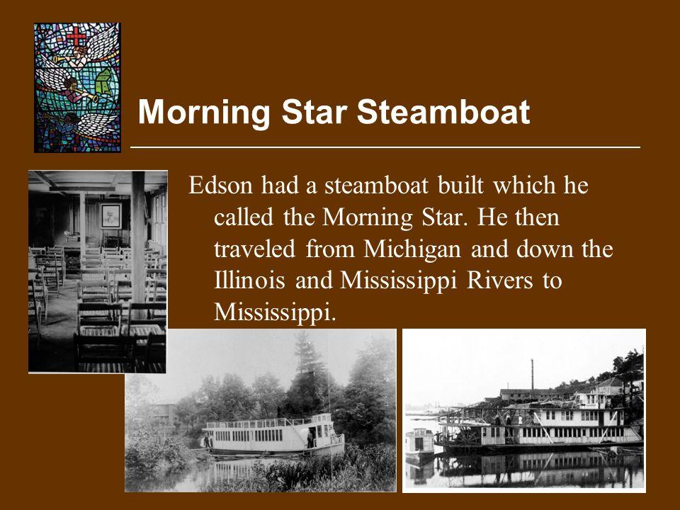 Morning Star Steamboat