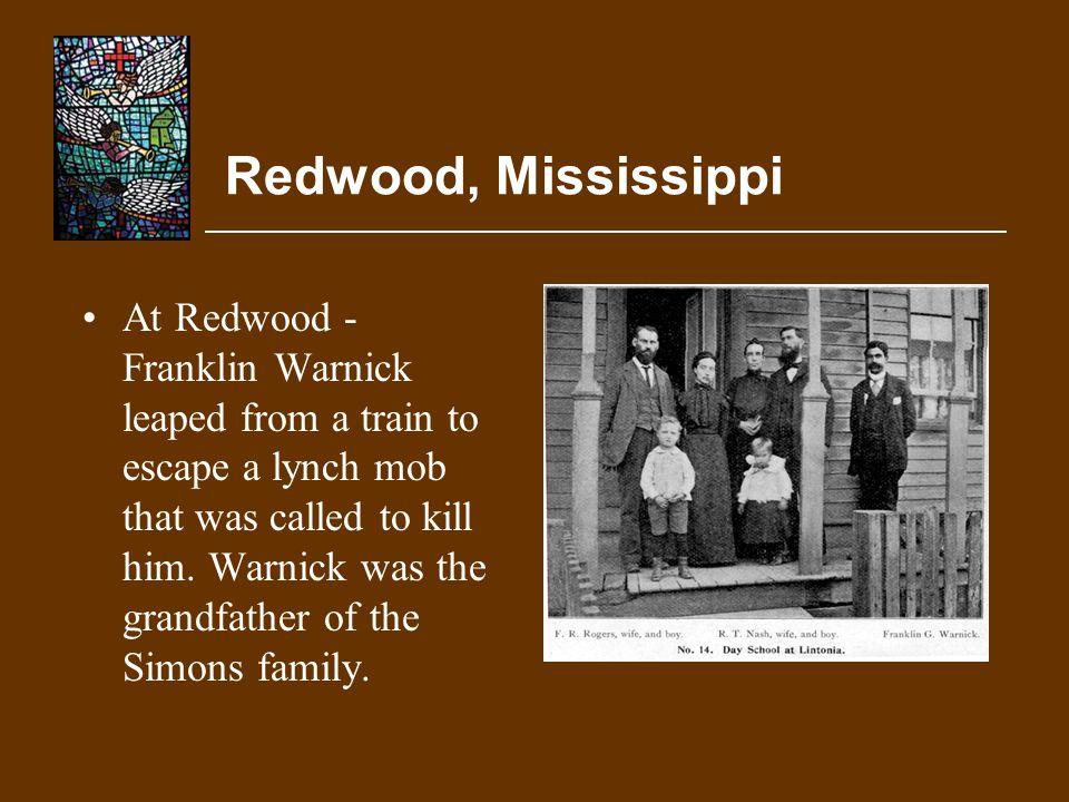 Redwood, Mississippi