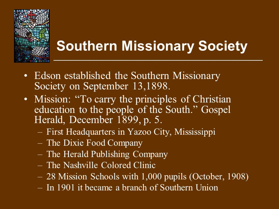 Southern Missionary Society