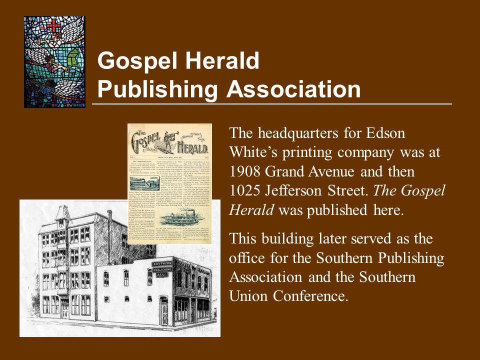 Gospel Herald Publishing Association