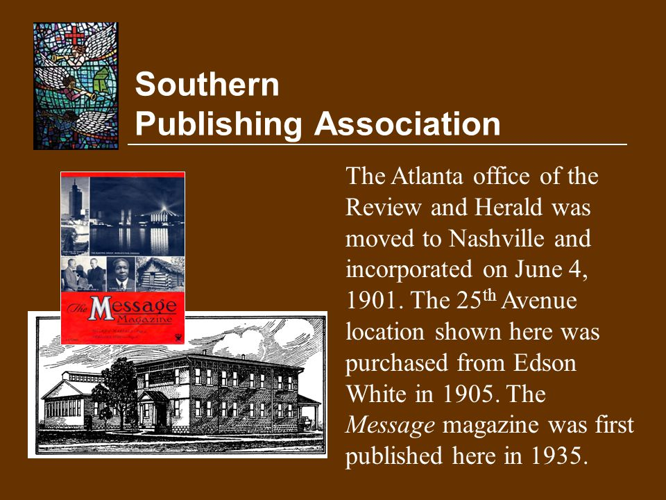 Southern Publishing Association