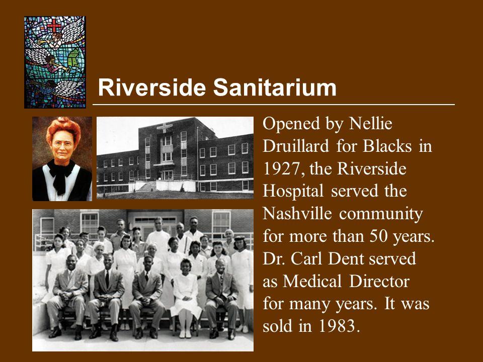 Riverside Sanitarium
