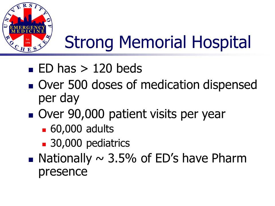 Strong Memorial Hospital