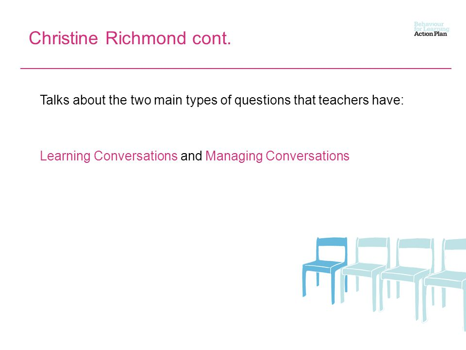Christine Richmond cont.