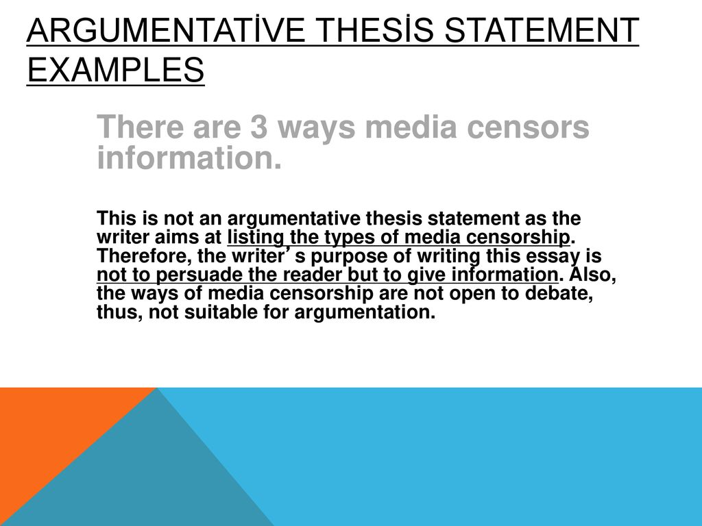 Censorship in media argumentative essay academic