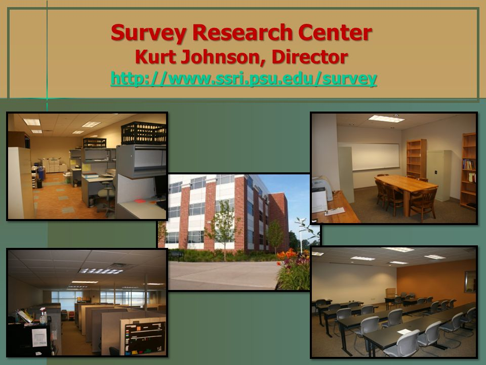 Survey Research Center
