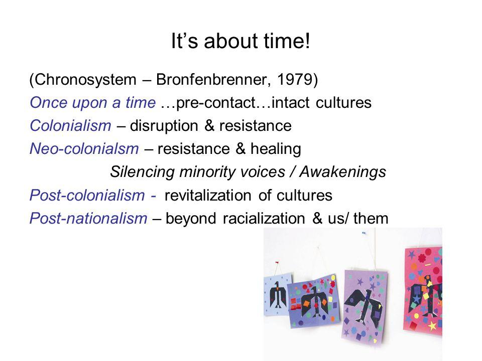 Silencing minority voices / Awakenings