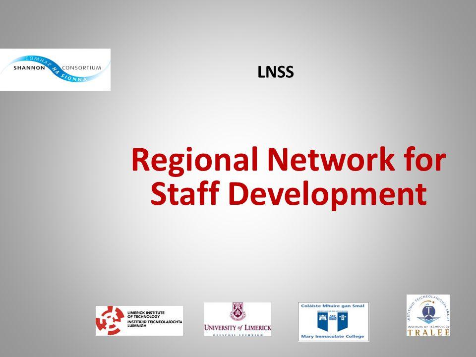 Regional Network for Staff Development