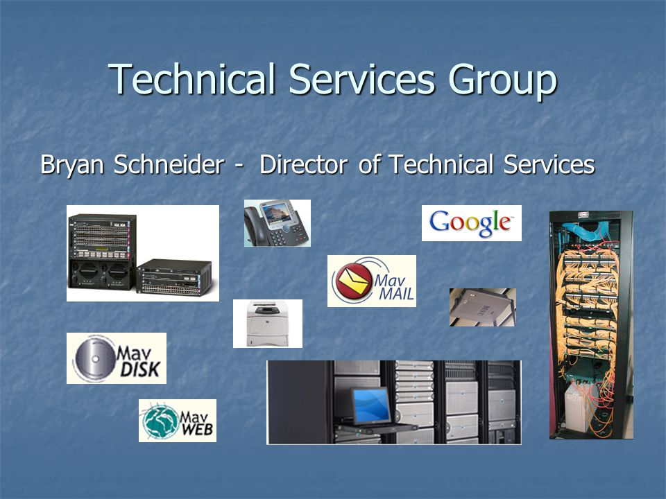 Technical Services Group