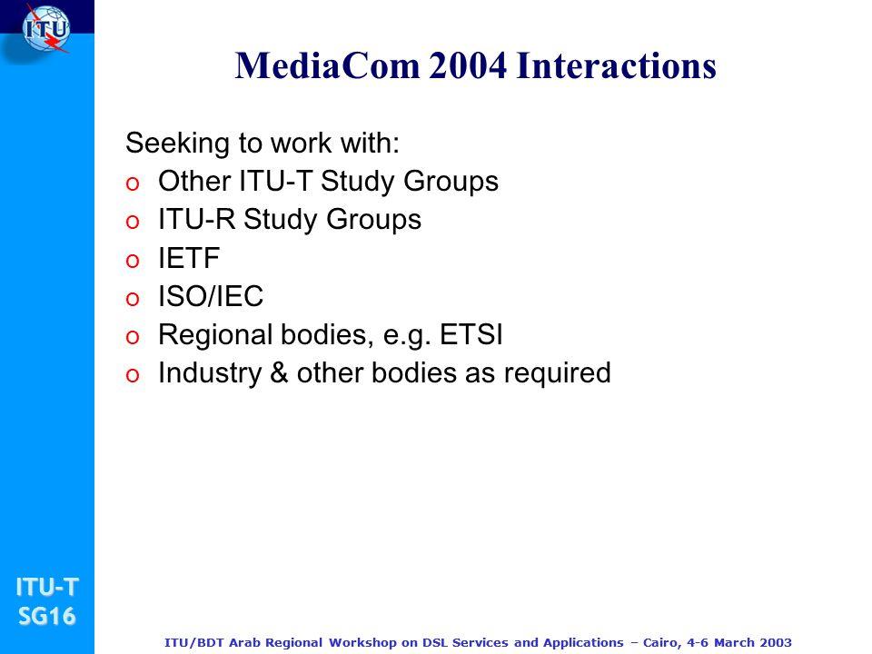 MediaCom 2004 Interactions