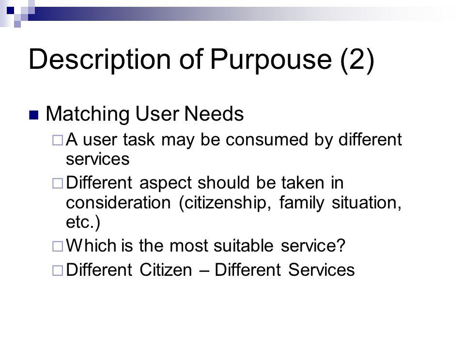 Description of Purpouse (2)