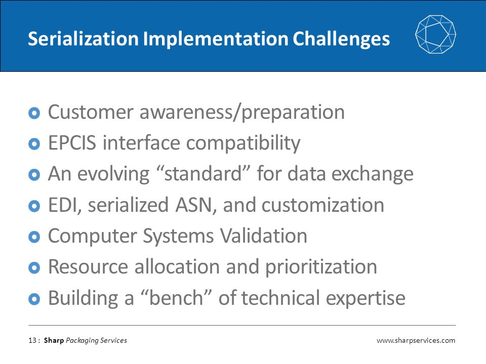 Serialization Implementation Challenges