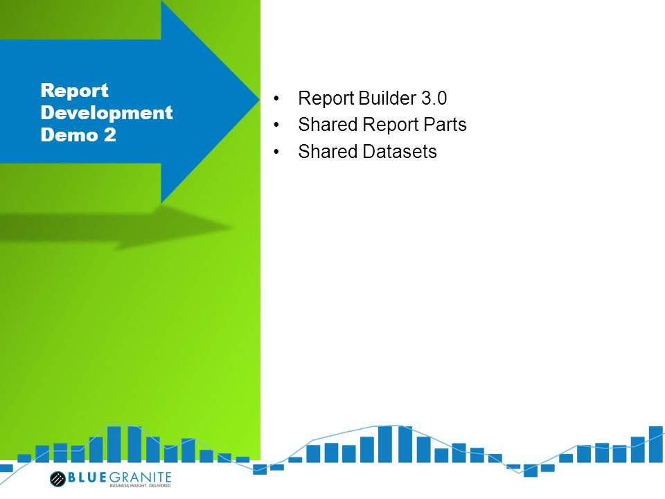 Report Development Demo 2