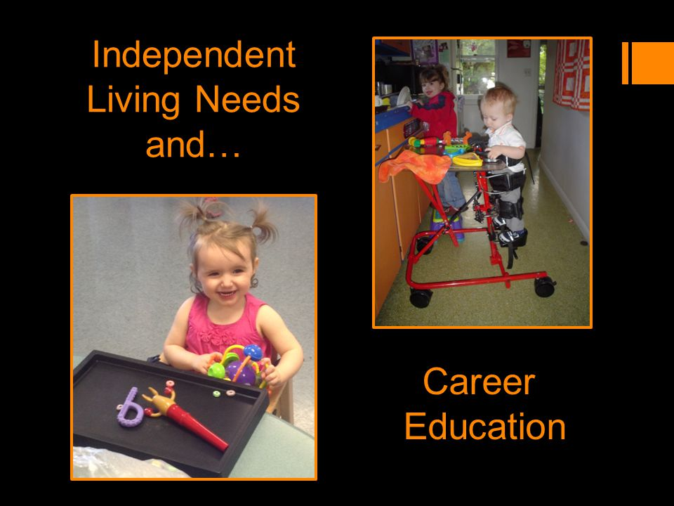 Independent Living Needs and…
