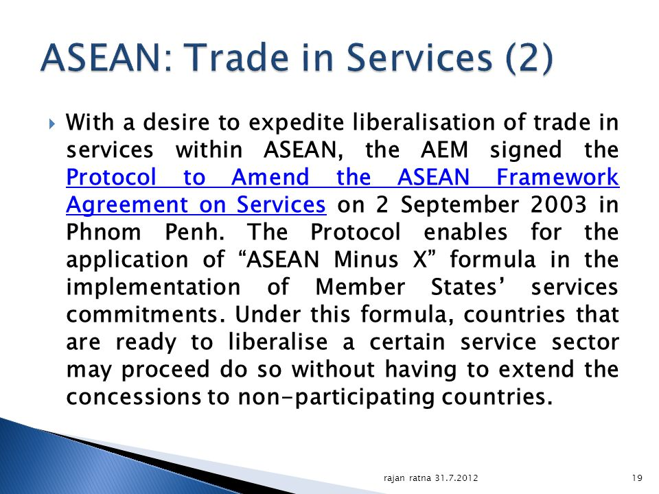 ASEAN: Trade in Services (2)