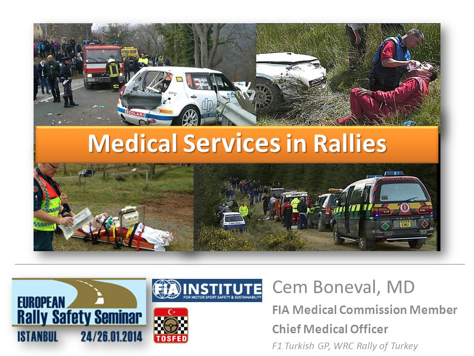 Medical Services in Rallies