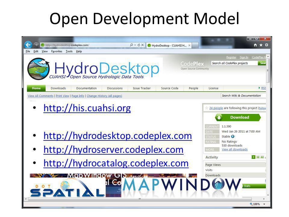 Open Development Model