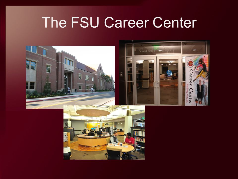 The FSU Career Center