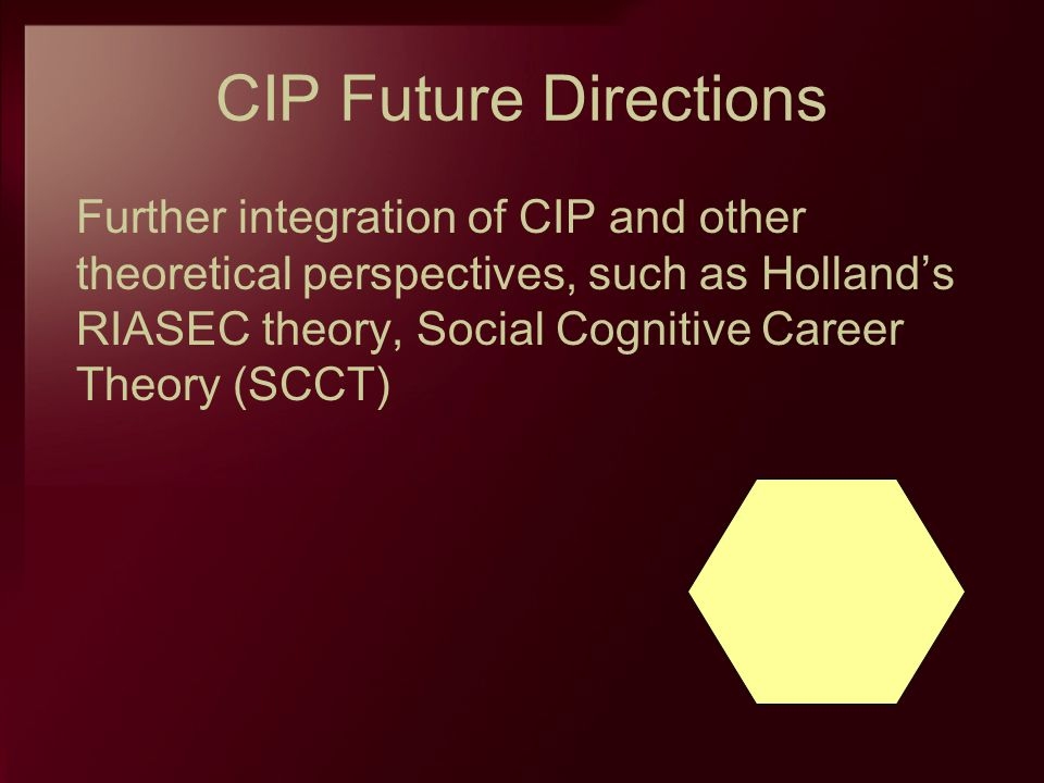 CIP Future Directions