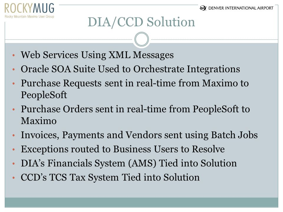 DIA/CCD Solution Web Services Using XML Messages