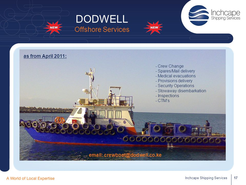 DODWELL Offshore Services